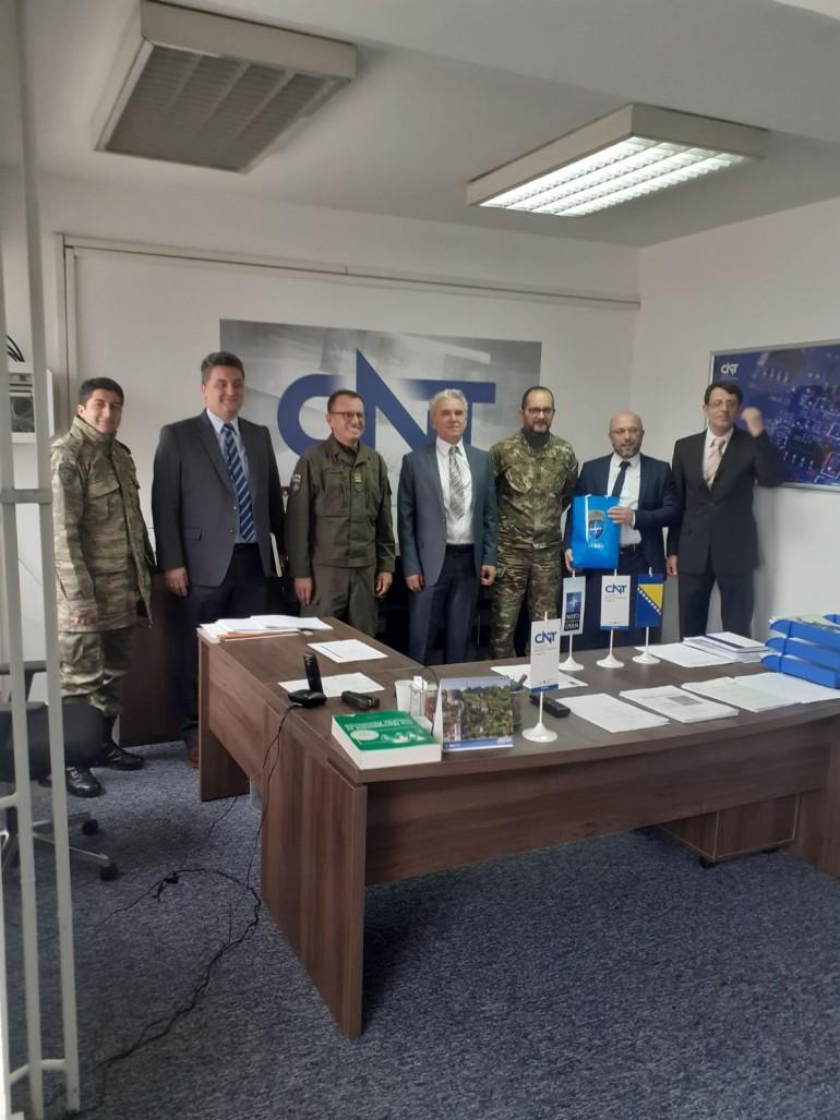 Razvoj u okviru NATO standarda