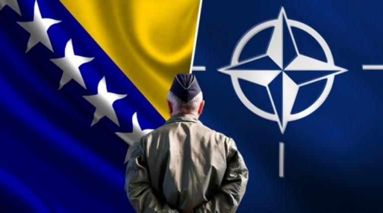 Delegacija Centra posjetila Logističku bazu Oružanih snaga BiH